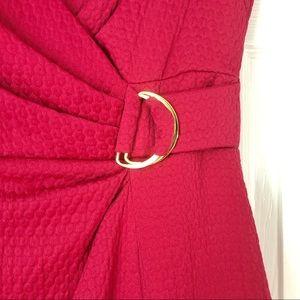 Kay Unger Dresses - Kay Unger Pink Dress